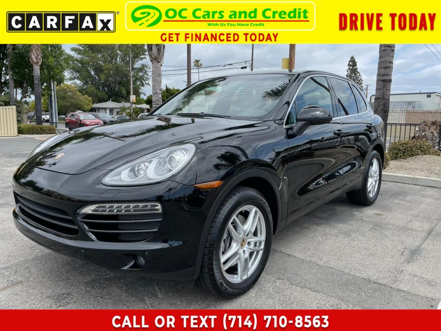 Used 2014 Porsche Cayenne in Garden Grove, California | OC Cars and Credit. Garden Grove, California