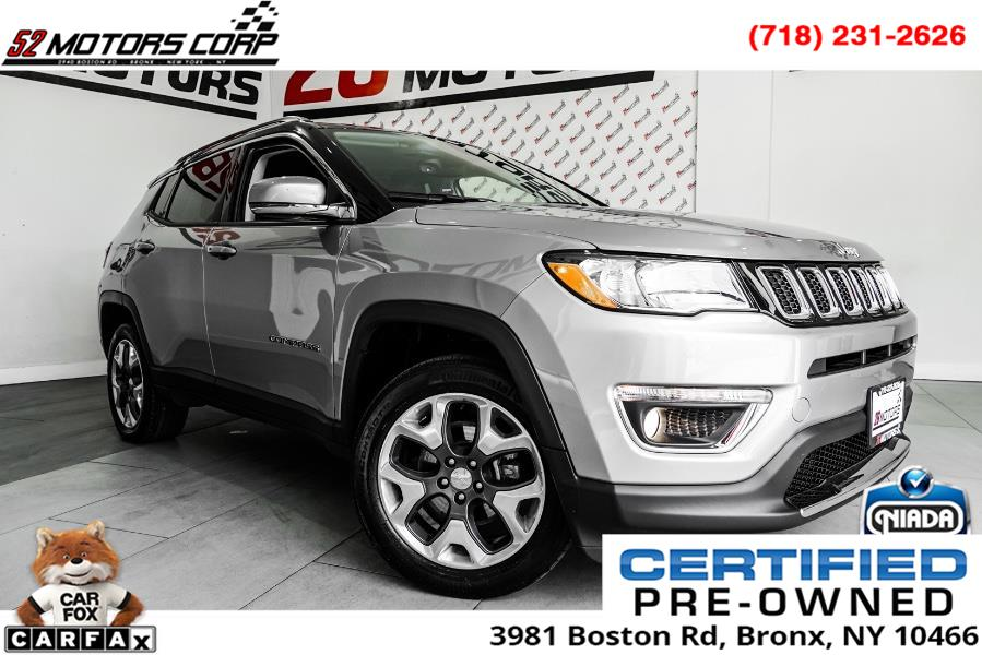 Used Jeep Compass Limited 4x4 2018 | 52Motors Corp. Woodside, New York