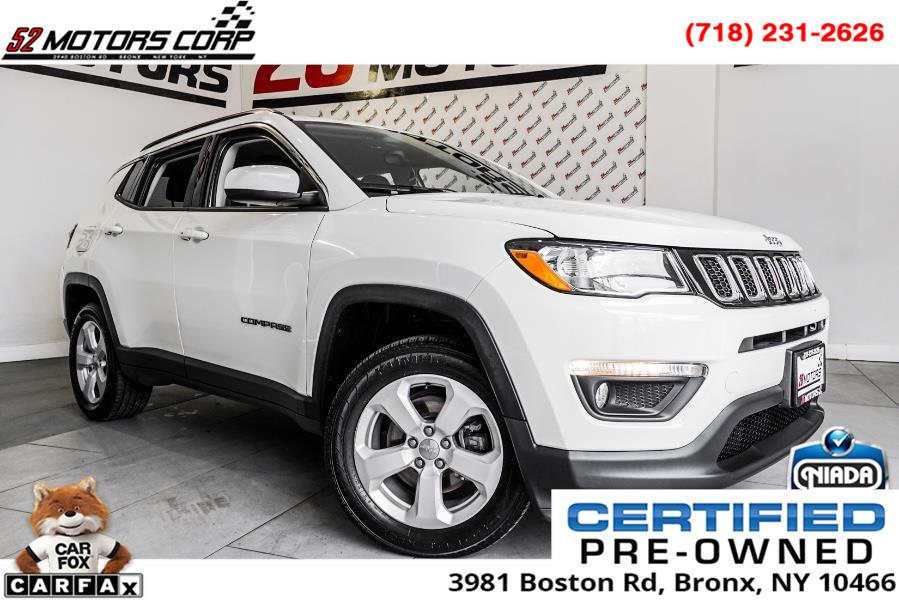 Used Jeep Compass Latitude 4x4 2018 | 52Motors Corp. Woodside, New York