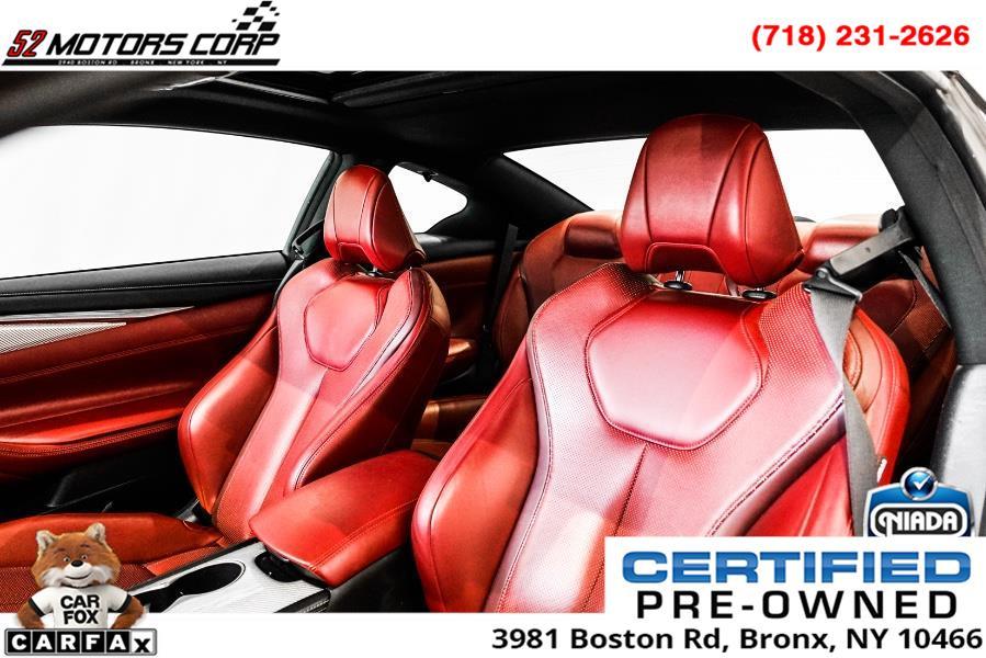 Used INFINITI Q60 RED SPORT 400 AWD 2018   52Motors Corp. Woodside, New York