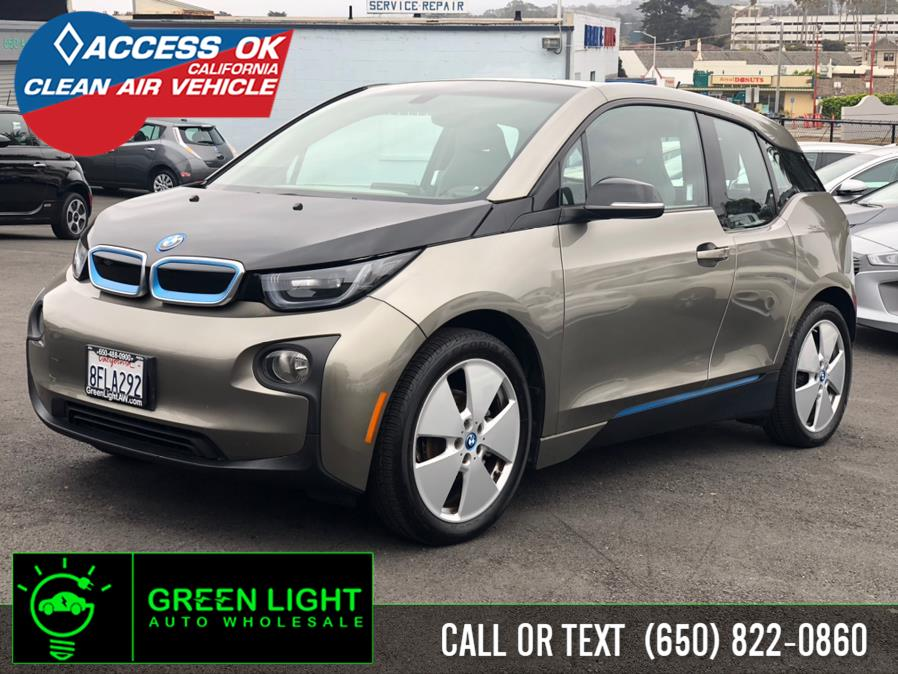 Used 2016 BMW i3 in Daly City, California | Green Light Auto Wholesale. Daly City, California