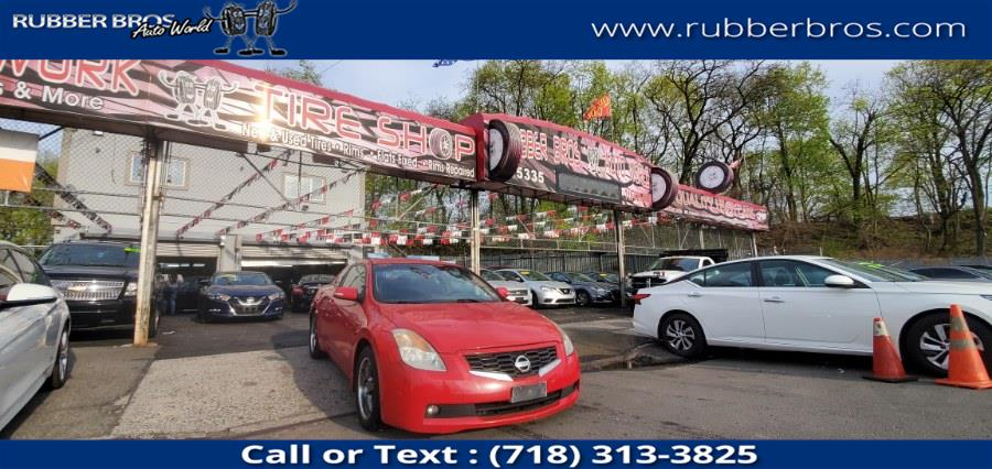 Used 2009 Nissan Altima in Brooklyn, New York | Rubber Bros Auto World. Brooklyn, New York