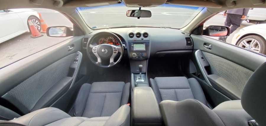 Used Nissan Altima 2dr Cpe V6 Man 3.5 SE 2009 | Rubber Bros Auto World. Brooklyn, New York
