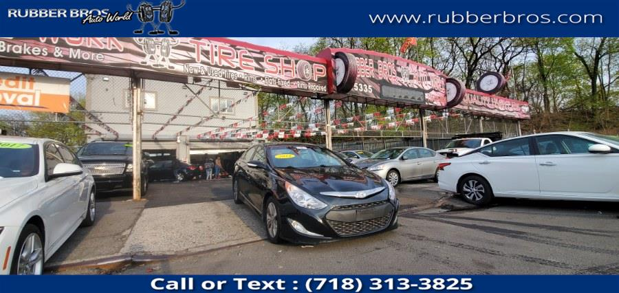 Used 2013 Hyundai Sonata Hybrid in Brooklyn, New York | Rubber Bros Auto World. Brooklyn, New York