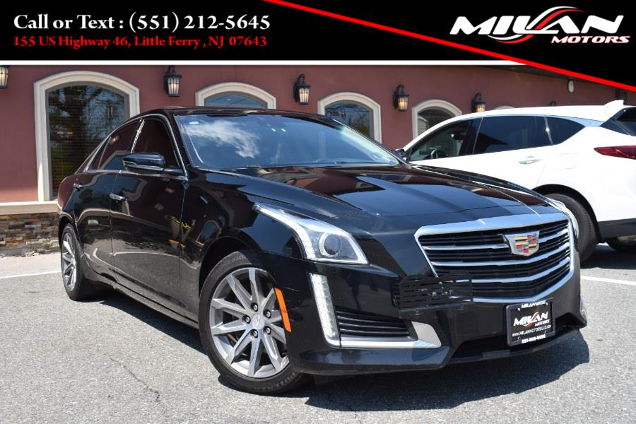 Used Cadillac CTS Sedan 4dr Sdn 3.6L Luxury Collection AWD 2016 | Milan Motors. Little Ferry , New Jersey