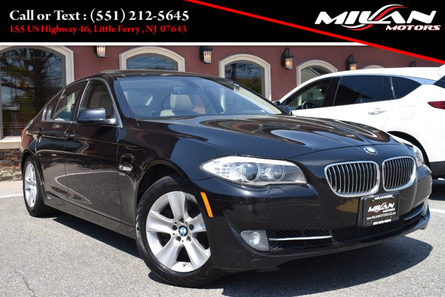 Used BMW 5 Series 4dr Sdn 528i xDrive AWD 2012 | Milan Motors. Little Ferry , New Jersey