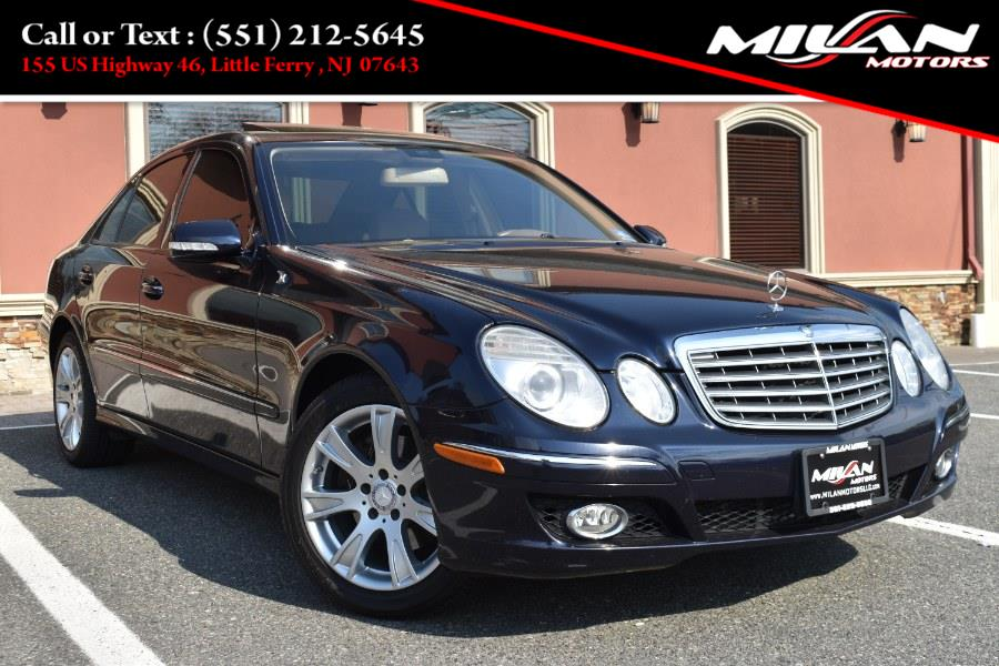 Used Mercedes-Benz E-Class 4dr Sdn Luxury 3.5L 4MATIC 2009 | Milan Motors. Little Ferry , New Jersey