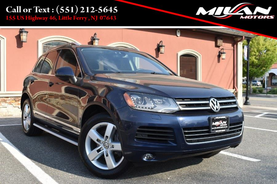 Used Volkswagen Touareg 4dr VR6 Lux *Ltd Avail* 2012 | Milan Motors. Little Ferry , New Jersey