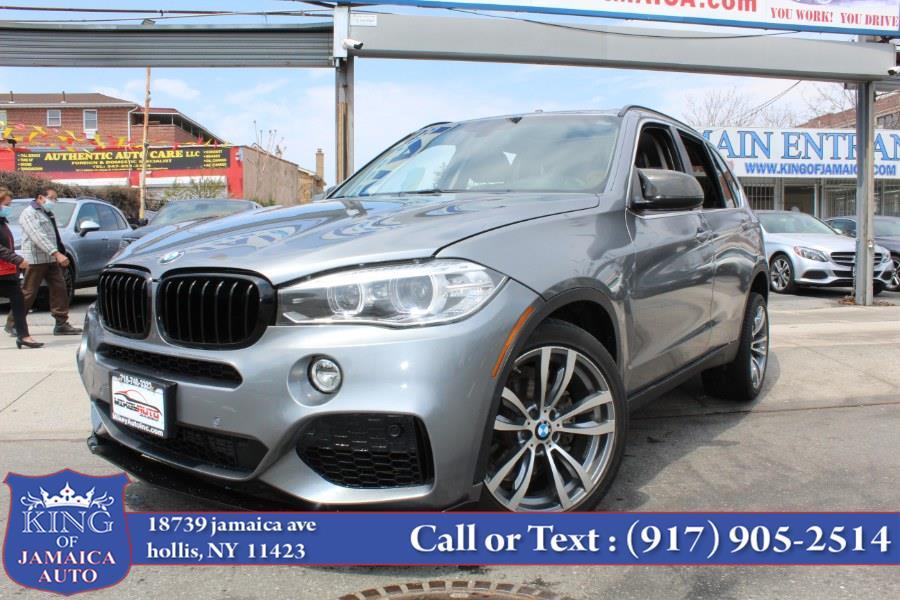 Used BMW X5 AWD 4dr xDrive35i 2014   King of Jamaica Auto Inc. Hollis, New York