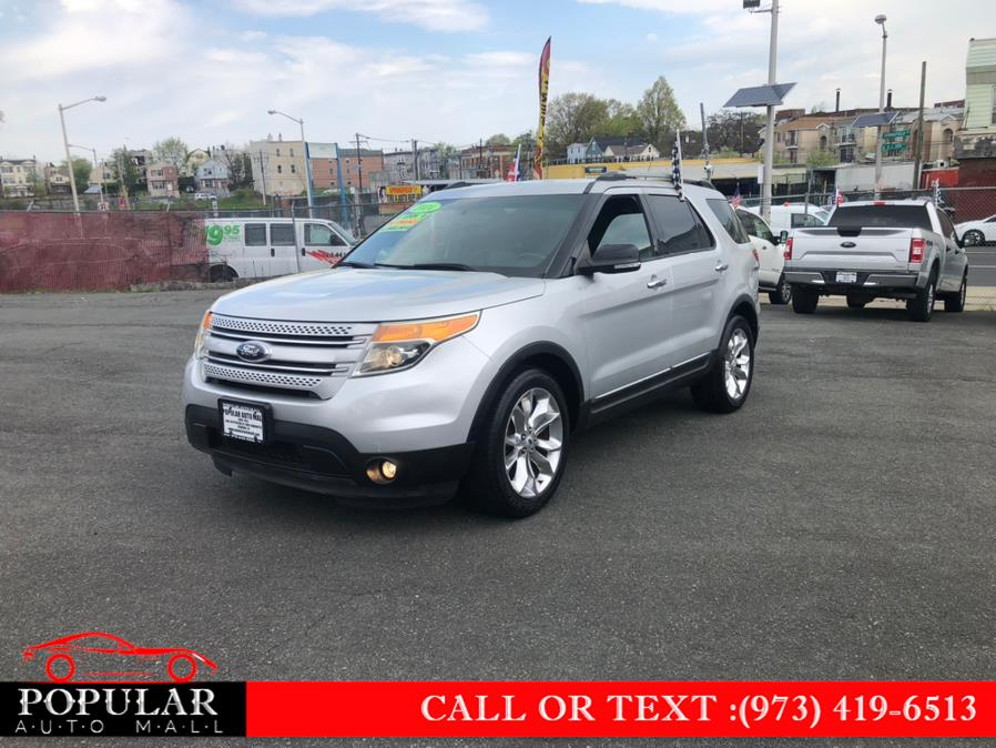 Used Ford Explorer FWD 4dr XLT 2014 | Popular Auto Mall Inc . Newark , New Jersey