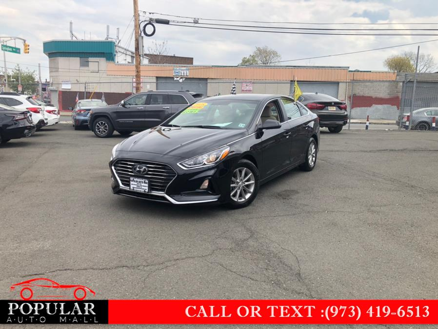 Used Hyundai Sonata SE 2.4L SULEV 2018 | Popular Auto Mall Inc . Newark , New Jersey