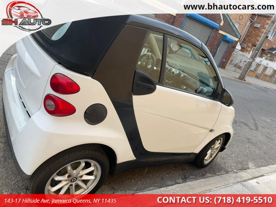 Used smart fortwo 2dr Cabriolet Passion 2009 | BH Auto. Jamaica Queens, New York