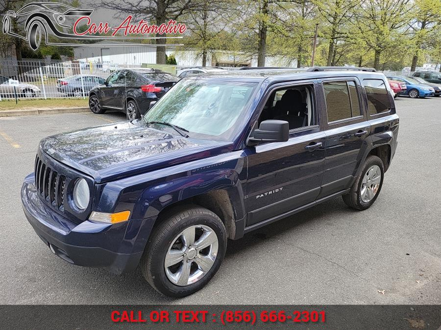 Used 2014 Jeep Patriot in Delran, New Jersey | Carr Automotive. Delran, New Jersey