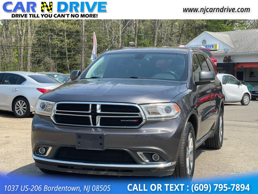 Used Dodge Durango Limited AWD 2015 | Car N Drive. Bordentown, New Jersey