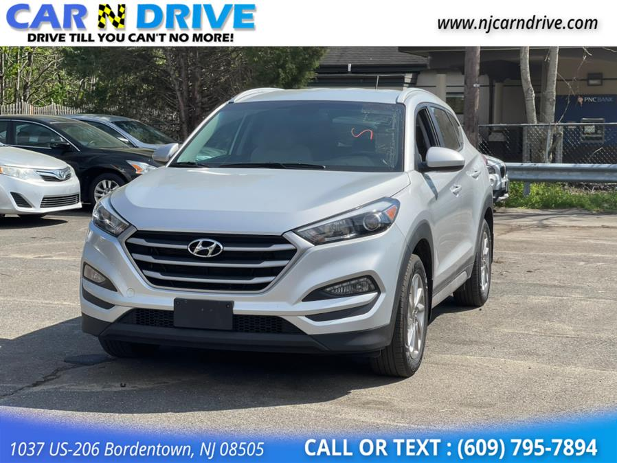 Used Hyundai Tucson SE AWD 2017 | Car N Drive. Bordentown, New Jersey
