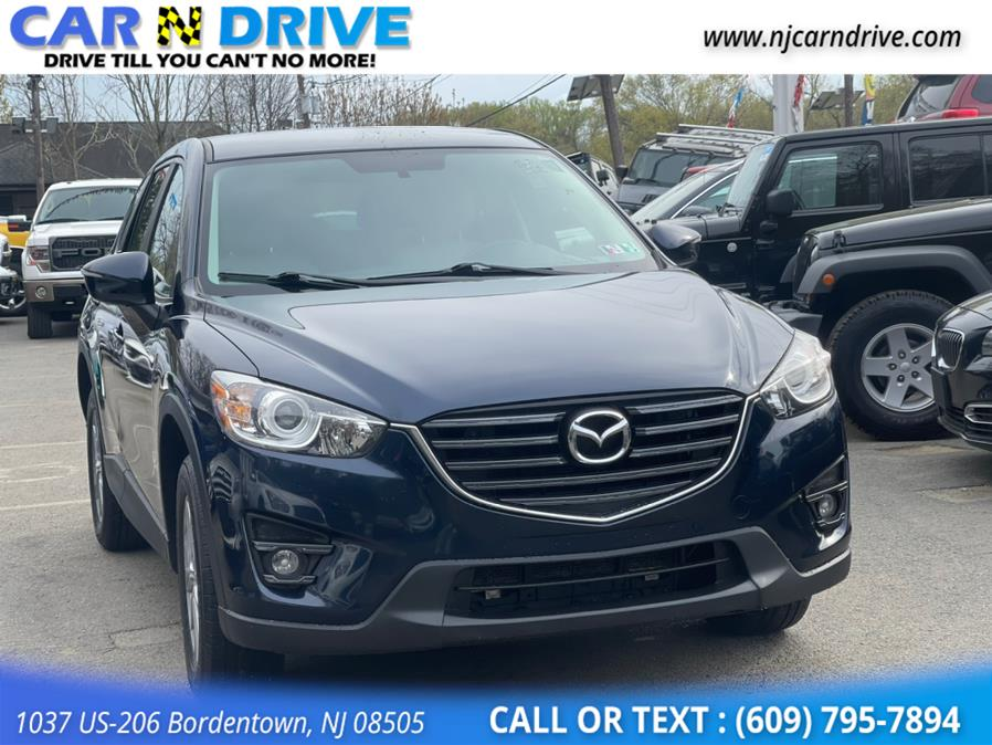 Used Mazda Cx-5 Touring AWD 2016 | Car N Drive. Bordentown, New Jersey