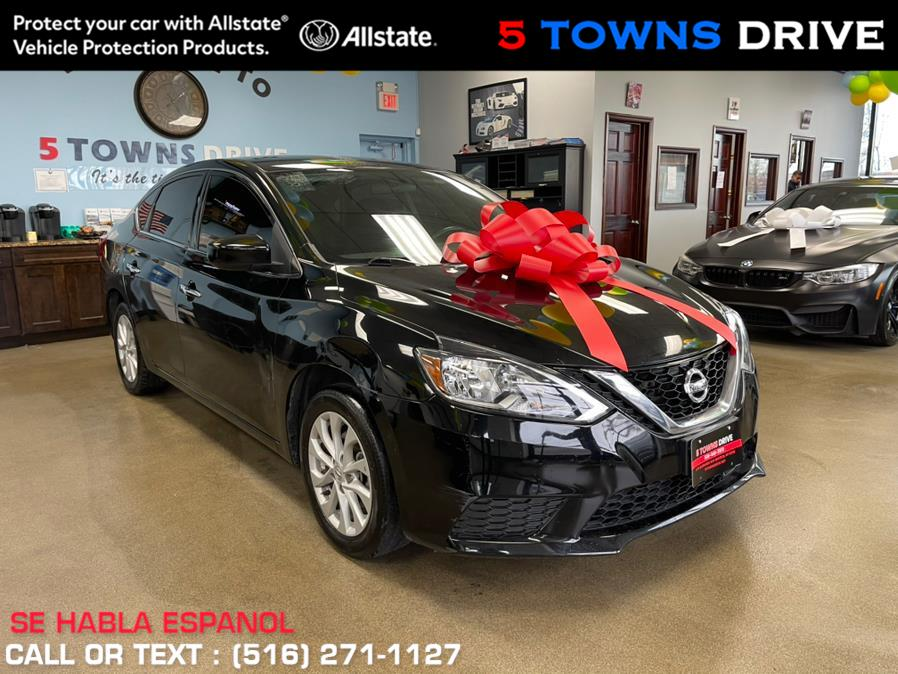 Used Nissan Sentra S CVT 2019 | 5 Towns Drive. Inwood, New York