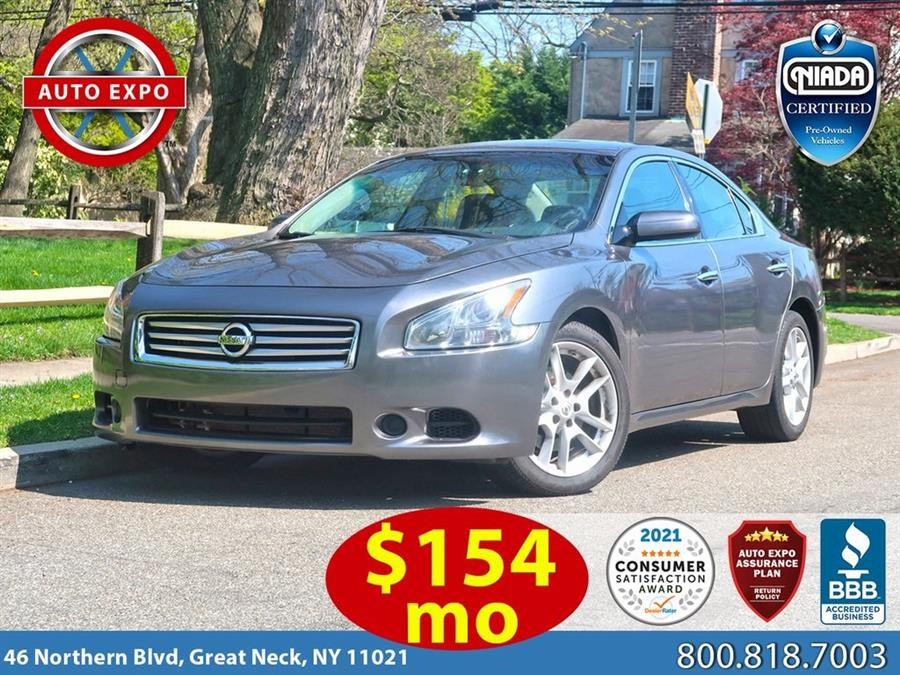 Used 2014 Nissan Maxima in Great Neck, New York | Auto Expo Ent Inc.. Great Neck, New York