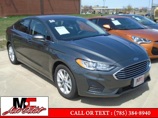 Used 2020 Ford Fusion in Colby, Kansas | M C Auto Outlet Inc. Colby, Kansas