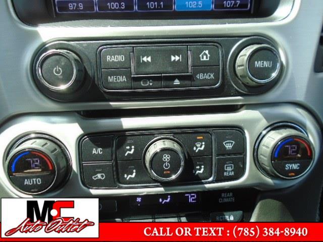 Used GMC Yukon 4WD 4dr SLE 2017 | M C Auto Outlet Inc. Colby, Kansas