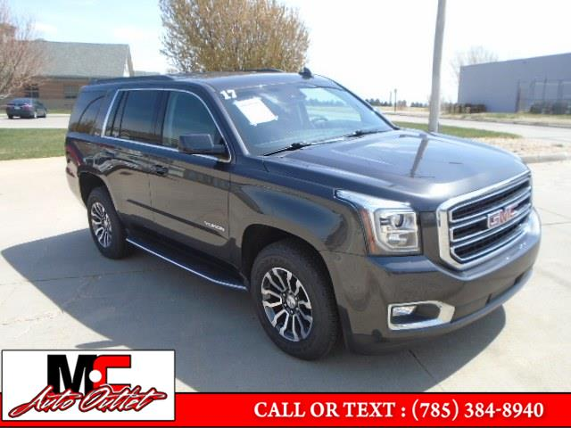 Used 2017 GMC Yukon in Colby, Kansas | M C Auto Outlet Inc. Colby, Kansas