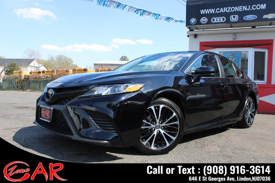 Used Toyota Camry SE Auto (Natl) 2019 | Car Zone. Linden, New Jersey