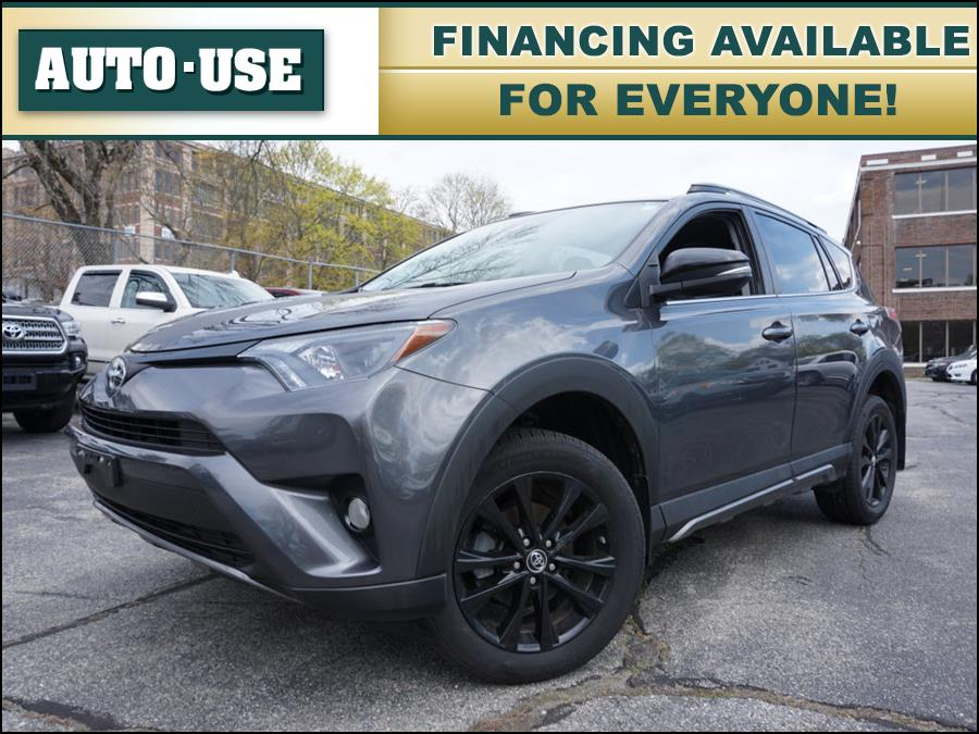 Used 2018 Toyota Rav4 in Andover, Massachusetts | Autouse. Andover, Massachusetts