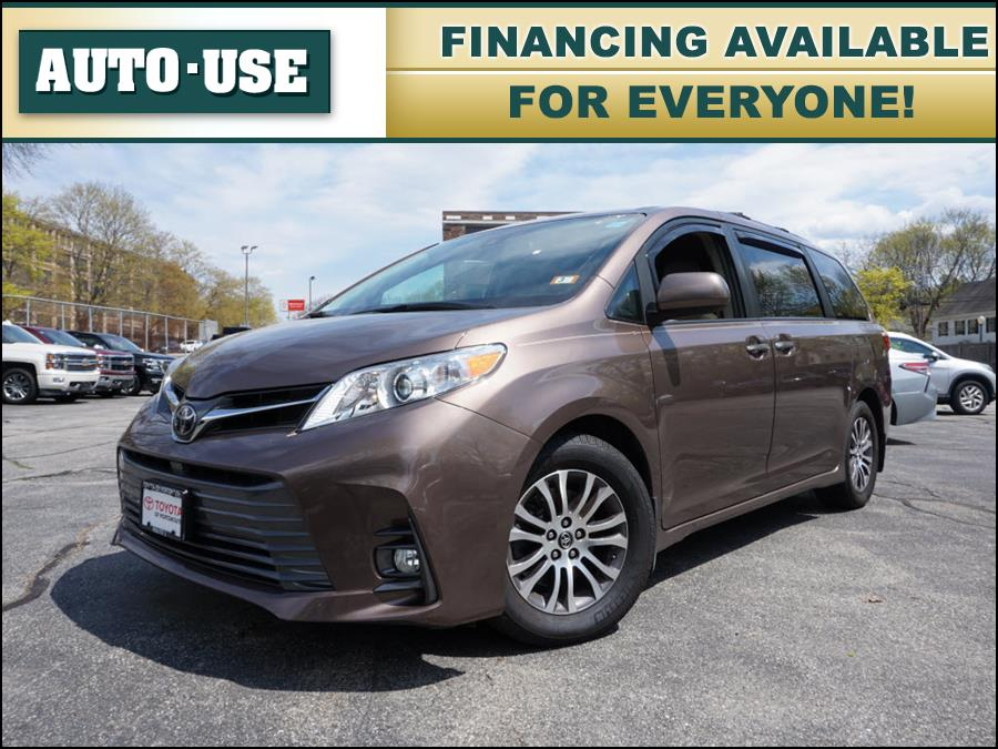 Used 2018 Toyota Sienna in Andover, Massachusetts | Autouse. Andover, Massachusetts