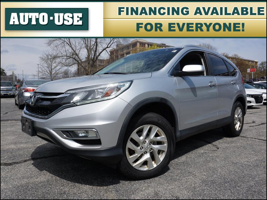 Used 2015 Honda Cr-v in Andover, Massachusetts | Autouse. Andover, Massachusetts