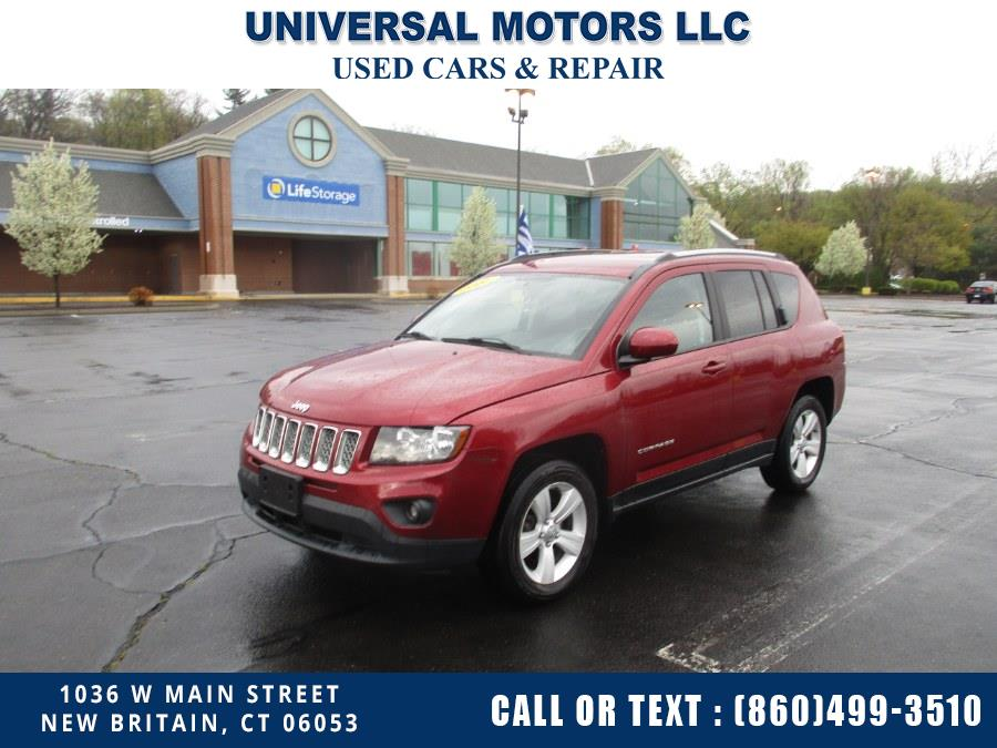 Used Jeep Compass 4WD 4dr Latitude 2016 | Universal Motors LLC. New Britain, Connecticut