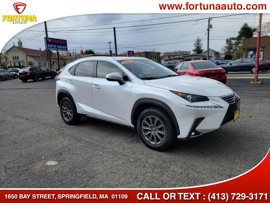 Used 2018 Lexus NX 300 in Springfield, Massachusetts | Fortuna Auto Sales Inc.. Springfield, Massachusetts