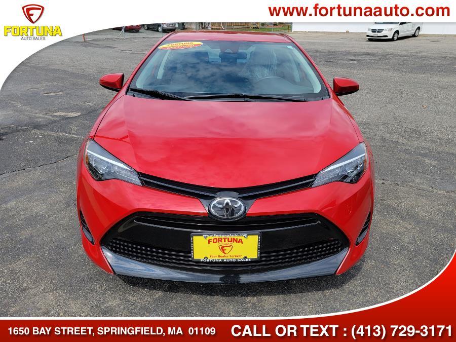 Used 2019 Toyota Corolla in Springfield, Massachusetts | Fortuna Auto Sales Inc.. Springfield, Massachusetts