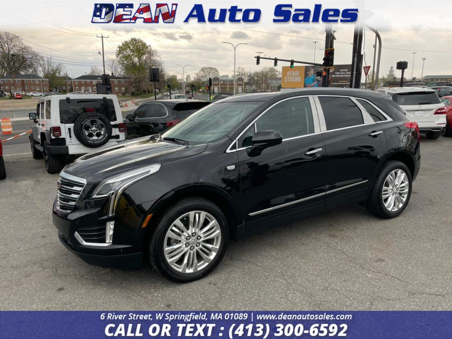 Used Cadillac XT5 FWD 4dr Premium Luxury 2019 | Dean Auto Sales. W Springfield, Massachusetts