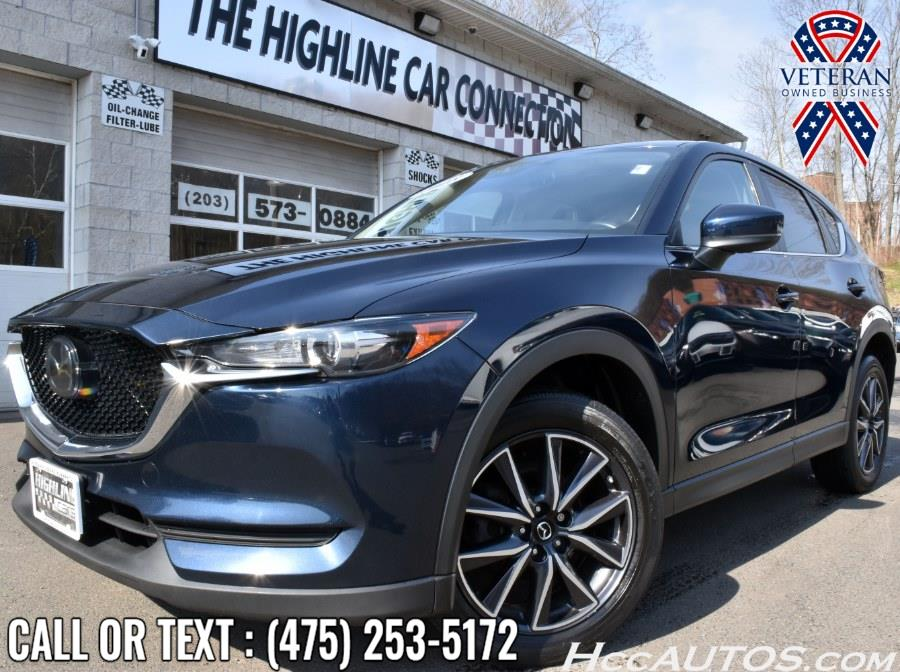 Used 2018 Mazda CX-5 in Waterbury, Connecticut | Highline Car Connection. Waterbury, Connecticut