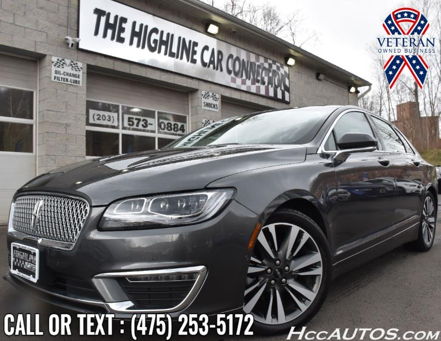 Used 2019 Lincoln MKZ in Waterbury, Connecticut | Highline Car Connection. Waterbury, Connecticut