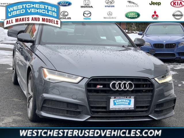 Used Audi S6 4.0 TFSI Premium Plus 2018 | Apex Westchester Used Vehicles. White Plains, New York
