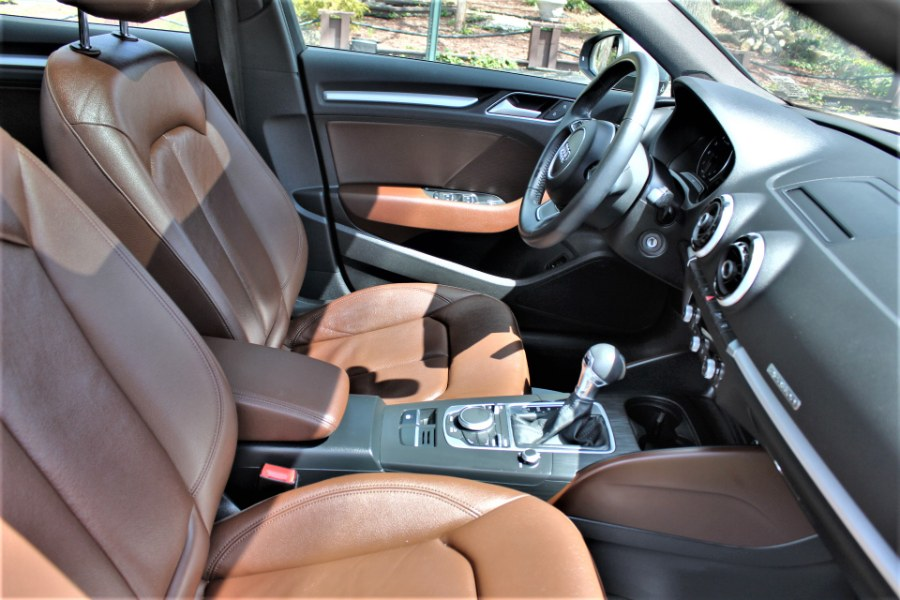 2016 Audi A3 4dr Sdn quattro 2.0T Premium, available for sale in Great Neck, NY