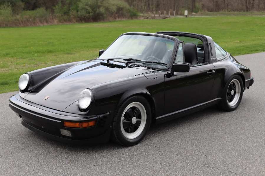 Used 1987 Porsche 911 Carrera in North Salem, New York | Meccanic Shop North Inc. North Salem, New York