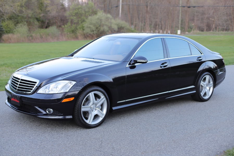 Used 2008 Mercedes-Benz S-Class in North Salem, New York | Meccanic Shop North Inc. North Salem, New York