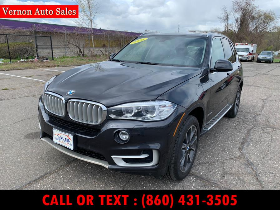 Used BMW X5 AWD 4dr xDrive35i 2015 | Vernon Auto Sale & Service. Manchester, Connecticut