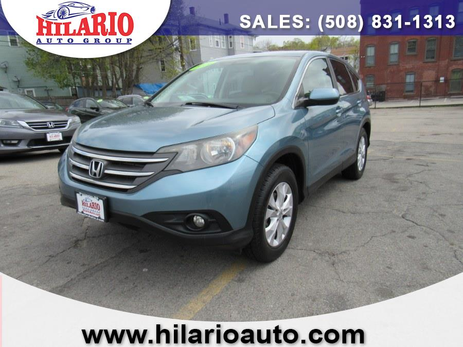 Used Honda CR-V EX 2014 | Hilario's Auto Sales Inc.. Worcester, Massachusetts