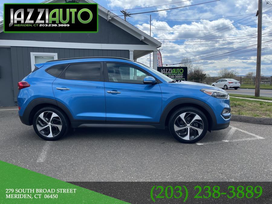 Used 2016 Hyundai Tucson in Meriden, Connecticut   Jazzi Auto Sales LLC. Meriden, Connecticut