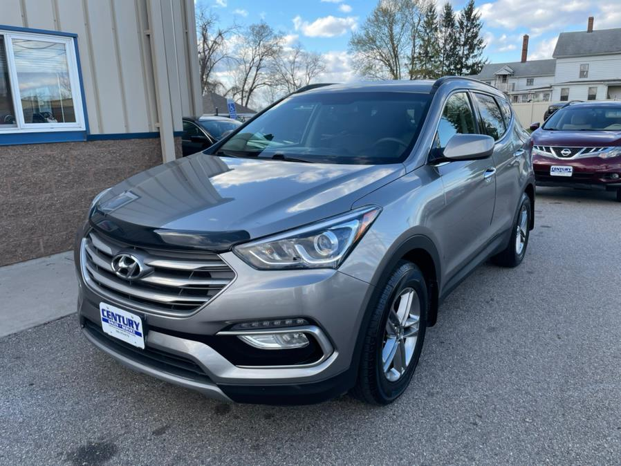 Used 2017 Hyundai Santa Fe Sport in East Windsor, Connecticut | Century Auto And Truck. East Windsor, Connecticut