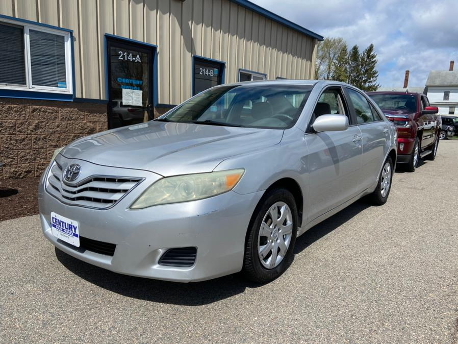 Used Toyota Camry 4dr Sdn I4 Auto (Natl) 2010 | Century Auto And Truck. East Windsor, Connecticut