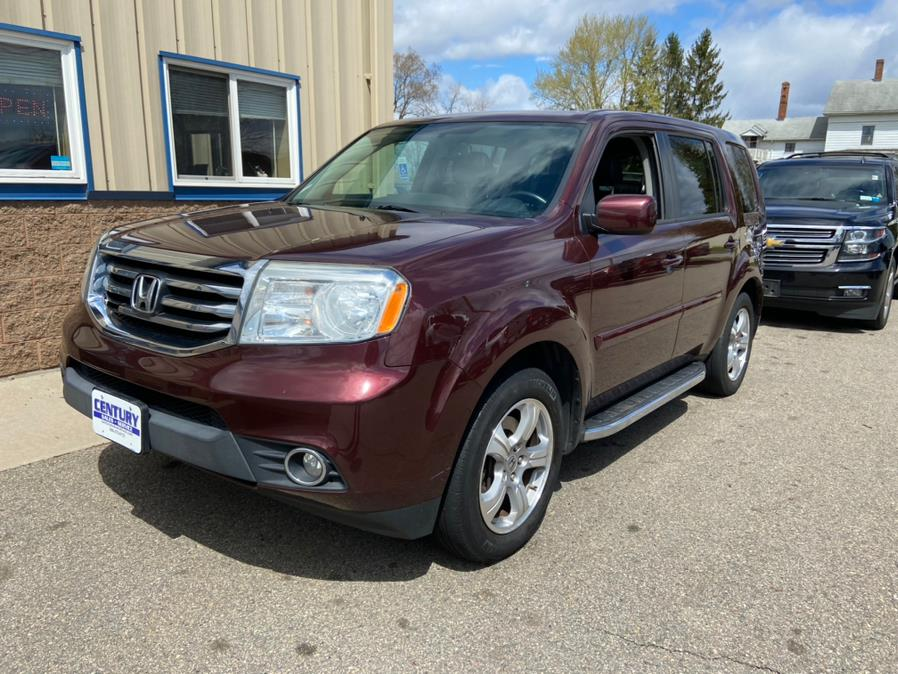 Used Honda Pilot 4WD 4dr EX-L w/RES 2013 | Century Auto And Truck. East Windsor, Connecticut
