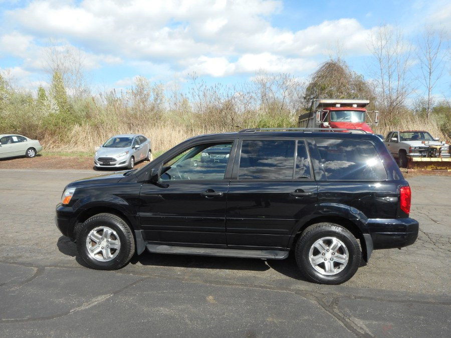 Used 2003 Honda Pilot in Newington, Connecticut | Wholesale Motorcars LLC. Newington, Connecticut
