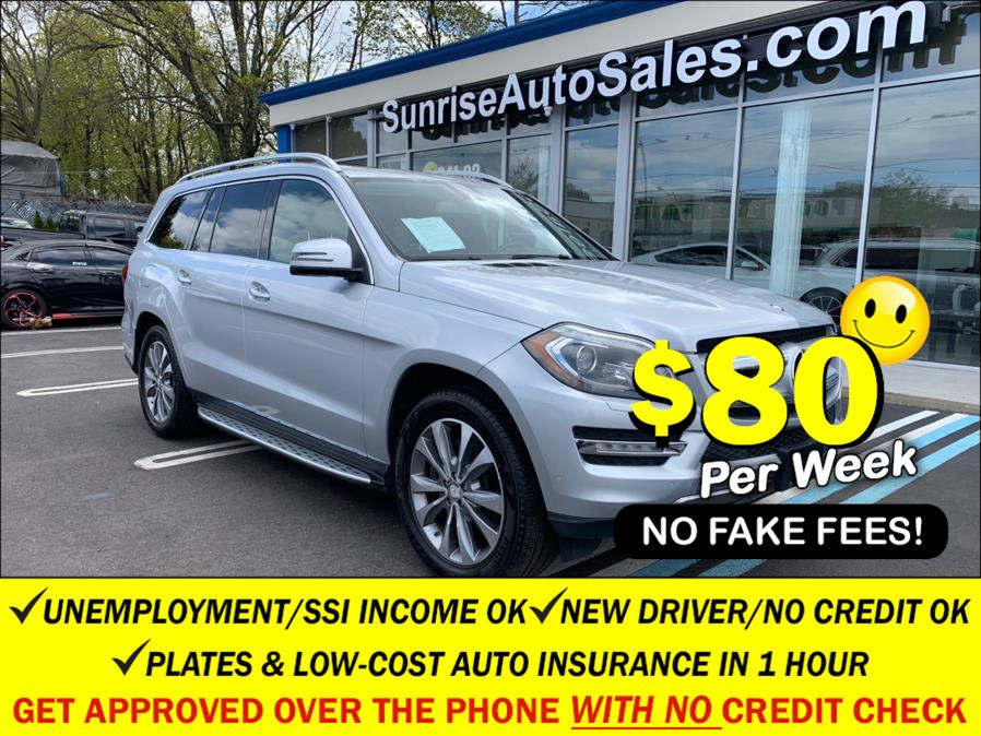 Used 2013 Mercedes-Benz GL-Class in Rosedale, New York | Sunrise Auto Sales. Rosedale, New York
