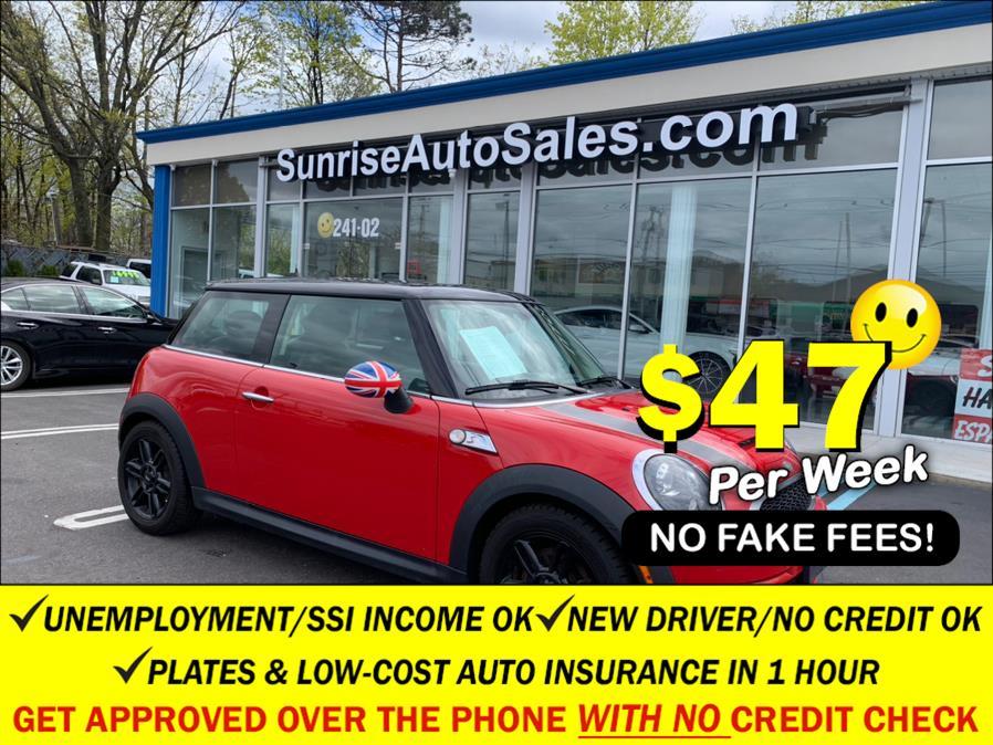 Used 2013 MINI Cooper Hardtop in Rosedale, New York | Sunrise Auto Sales. Rosedale, New York