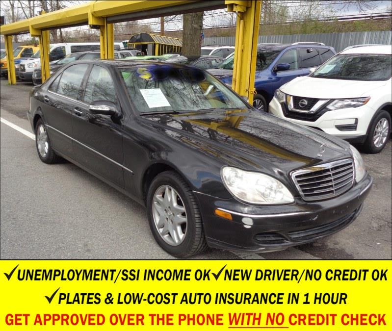 Used 2003 Mercedes-Benz S-Class in Rosedale, New York | Sunrise Auto Sales. Rosedale, New York