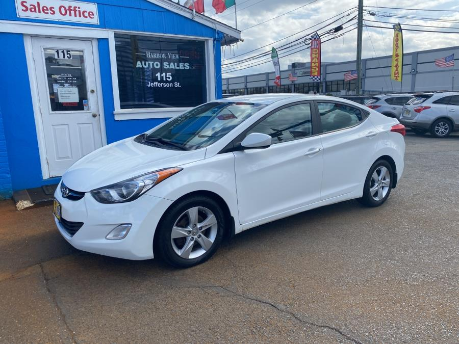 Used 2013 Hyundai Elantra in Stamford, Connecticut | Harbor View Auto Sales LLC. Stamford, Connecticut